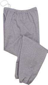 Jerzees 50/50 Sweatpants - Oxford Shirt - small