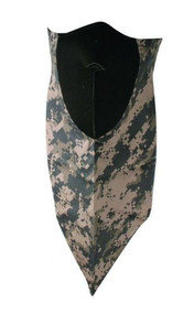 Neodanna ACU  Bandanna with Neoprene Face Mask (Camouflage)
