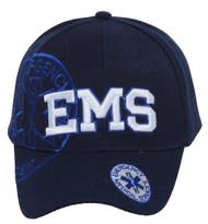 EMS Shadow Seal Navy/Royal Adjustable Cap
