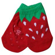 Strawberry Feet Baby Socks