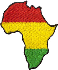 Pan-African Ethiopia Patch