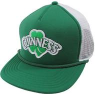 Guinness Green Trucker Hat/Cap
