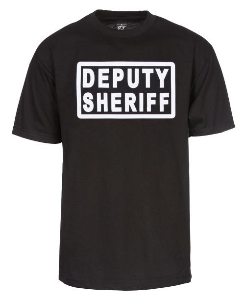 Deputy Sheriff Military Shirt T-Shirt