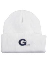 Georgia Bulldogs Cuff Beanie - White