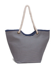 Capelli Straworld Cotton Twisted Rope Handle Tote Bags
