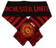 Manchester United Woven Winter Scarf