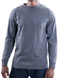 Alstyle Adult Long Sleeve T Shirt (NAFTA Friendly) 1304