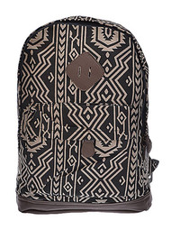 Fashion Gold Pattern Backpack