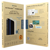 MaxGen Hygiene Glass Impact Resistant Ultra Clear - iPhone 12 Pro Max