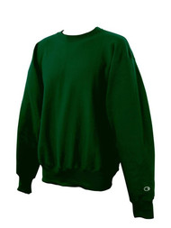 Champion Adult Reverse Weave Crew Sweatshirt, Black
