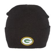 NFL Beanie Green bay Packers - Black