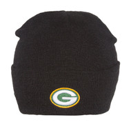 NFL Beanie Green bay Packers - Black