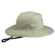 WASHED BLEND TWILL BUCKET HAT