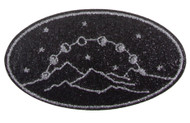 Gravity Trading Mountains and Moon Cycle Patch