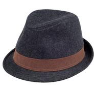 Top Headwear Felt Fedora Hat