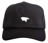 Gravity Threads California State Bear Adjustable Trucker Hat