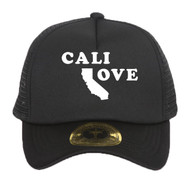 Gravity Threads Cali Love Adjustable Trucker Hat