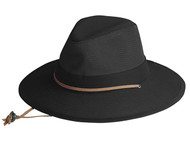 Top Headwear Cotton Twill Brim Mesh Crown Sun Hat