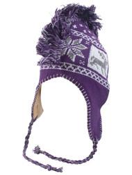 Top Headwear Peruvian Chullo Hat - Deer