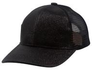 Gravity Threads Kids Ponytail Messy Bun Trucker Hat