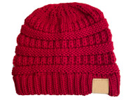 Gravity Threads Exclusive Baby Solid Knit Beanie