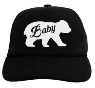 Gravity Trading Baby Bear Youth Adjustable Trucker Hat