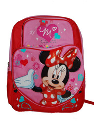 Disney Minnie Mouse Love Back to School Backpack