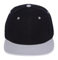 New  Two Tone Snapback Hat Cap