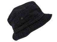 Washed Hats - Black