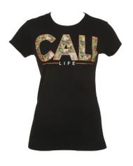 Cali Pride Womens Short-Sleeve T-Shirts (Various Styles)
