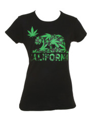 Cali Pride Womens Short-Sleeve T-Shirts (Various Styles)