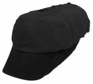 Top Headwear Dozen Pigment Dyed Low Profile Dad Hat 100% Cotton