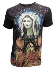 Konflic Holy Woman Muscle T-Shirt