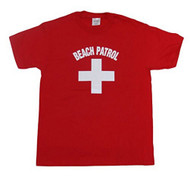 Men's Beach Patrol T Shirt