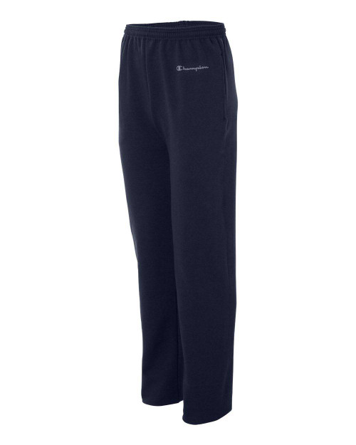 Champion - Eco Open Bottom Sweatpants with Pockets