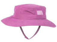 Sun Protection Kids Safari Sun Hat, Pink