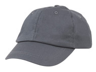 Top Headwear Unstructured Youth Panel Adjustable Baseball Hat