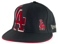 New Era Custom Los Angeles Dodgers Fitted Hat