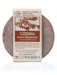 Codina Organic Bearberry Soap. Brightening and Clarifying Soap For All Skin Type