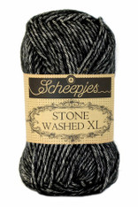 Scheepjes Stone Washed XL-Black Onyx 843