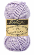Scheepjes Stone Washed XL-Lilac Quartz 858