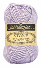Scheepjes Stone Washed-Lilac Quartz 818