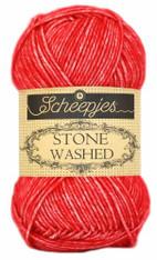 Scheepjes Stone Washed-Carnelian 823