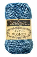Scheepjes Stone Washed-Blue Apatite 805