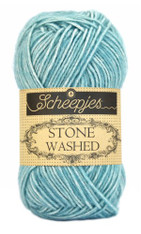 Scheepjes Stone Washed-Amazonite 813