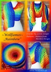 Wollfamos - Rainbow  (10-3)