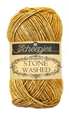Scheepjes Stone Washed-Yellow Jasper 809