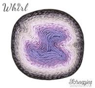 Scheepjes Whirl-  Dark Grape Squish - Aurora Collection