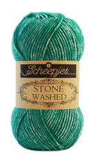 Scheepjes Stone Washed-Malachite 825