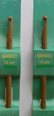 Bamboo Crochet Hook 3.50mm